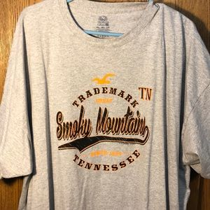 Other - ‼️Sale‼️Men's 4XL Smoky Mountains T-shirt